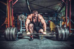 le gain de force est un objectif qui demande de la perséverance
