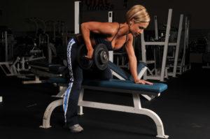 musculation du dos et des bras