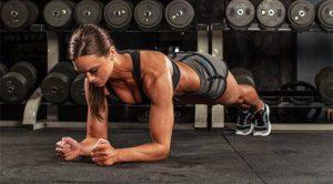 le gainage des abdos entre dans l'objectif renforcement musculaire