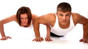 renforcement musculaire et gainage chez les ados