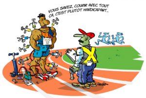 tous les sport sont touchés par le dopage